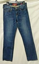 """LUCKY BRAND Women's Jeans Sz 8 / 29 Ankle SOFIA STRAIGHT  Actual Inseam 30"""""""