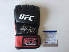 Khabib THE EAGLE Nurmagomedov Signed Autographed UFC Glove PSA DNA COA d