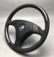 BMW E31 E36 Z3 Performance Alcantara suede Carbon Lenkrad steering wheel volante