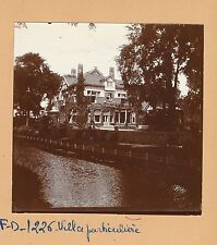 DORDRECHT c. 1900 - Villa Particulière Pays Bas - FD Hol 53