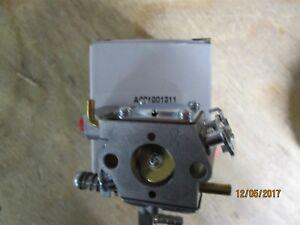 Genuine Echo CARBURETOR WT-820A Part# A021001311