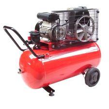 Druckluft Kompressor F10-90 - 3PS 230V 90L Werkstattkompressor Kolbenkompressor