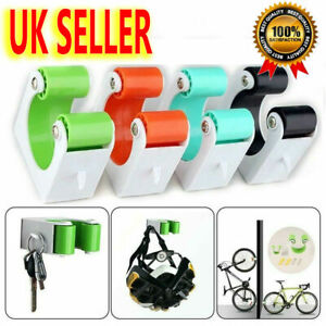 Bike Storage Support Wall Mounted Bicycle Clamp MTB Storage Stand Holder Bracket