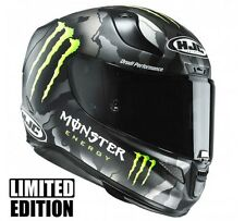 New HJC Rpha 11 Monster Helmet Motorcycle Military Camo Mc-5 Limited edittion