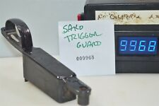 #9968 Sako Factory rifle trigger guard