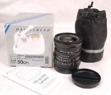 Hasselblad 50mm F4 T* CFi Zeiss Distagon Lens - EX++