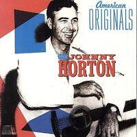 JOHNNY HORTON-AMERICAN ORIGINALS SEALED NEW CD