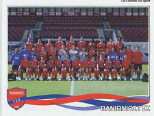 N°250 TEAM PANIONIOS STICKER PANINI GREEK GREECE LEAGUE 2010