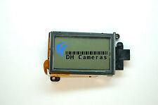 Nikon D70 D70S Top Cover LCD Screen Original Replacement Part New OEM A0151