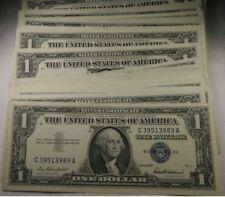 1957 One Dollar Silver Certificate // CRISP Gem BU // 1 Note
