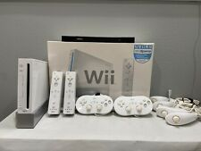 Nintendo Wii Sports Pack White Console (NTSC) Bundle - USED - TESTED/WORKING