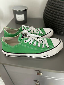Converse Size 4.5 Green