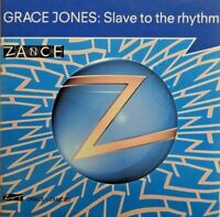 GRACE JONES : SLAVE TO THE RHYTHM - [ CD SINGLE ]