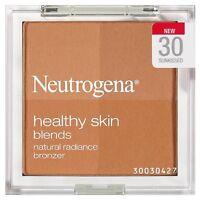 Neutrogena Healthy Skin Blends Natural Radiance Bronzer, Sunkissed 0.30 oz
