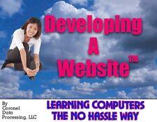 GET Your Website Developer Tutor!