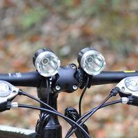 2 sets 8000 Lumen CREE XM-L XML T6 Cycling Bicycle Bike Light Headlamp Headlight