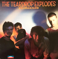 THE TEARDROP EXPLODES - Kilimanjaro (LP) (VG+/G+)
