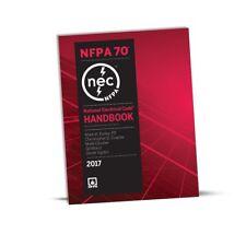 NEC National Electrical Code 2017 Handbook - NEW, USA, FREE SHIP