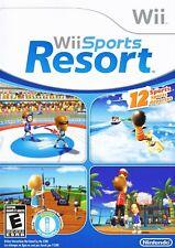 Wii Sports Resort - Nintendo  Wii Game