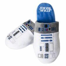 New Primark Disney Star Wars Homme Gris Pantoufles-Différentes tailles de Noël