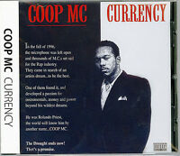 COOP MC-CURRENCY-Import CD w/JAPAN OBI F56