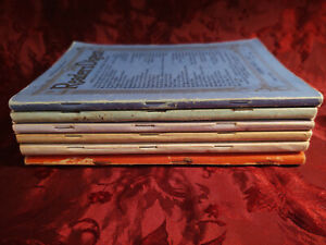 Readers Digest Reading Copy Lot 1937 issues