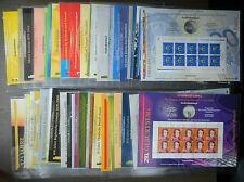 50 x 10 Euro BRD NUMISBLÄTTER v. 1/2002 bis 6/2010 kompletter Satz ohne Münzen