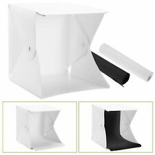 Photo Studio Portable Tent Backdrop Lighting - White