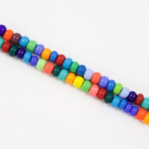 6/0 Opaque Multi-Color Seed Bead (40 Gram) #CSB130