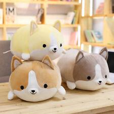 35/50/60CM Cute Corgi Dog Plush Toy Stuffed Soft Animal Cartoon Pillow Kawaii