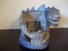 "Godzilla MOVIE 1998 Taco Bell Promo Car Truck Window Drink Holder 6"" TALL"