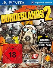 Borderlands 2 (Sony PlayStation Vita Spiel, 2014, USK 18)