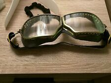 ※ SOVIET RUSSIAN USSR DUST GLASSES FIELD GOGGLES PILOT MOTORCYCLE WW2
