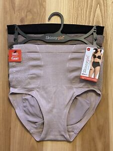 New Skinny Girl Women's M 3- Pack Shaping Seamless Briefs 7703 FREE SHIPPING