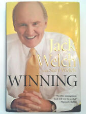 Winning by Jack Welch First Edition (2005)