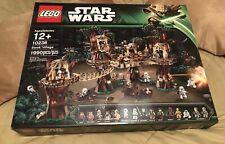 STAR WARS LEGO EWOK VILLAGE 10236 New In Sealed Box