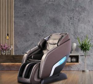 vComfort™ 4D Full body Massage Therapy SL Track Shiatsu Massage Chair,2021