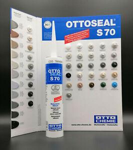 Ottoseal S70 Natursteinsilicon Alle Farben Granit Marmor Silikon Dusche Bad