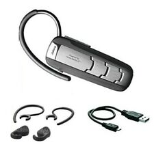 Jabra Extreme2 Black Ear-Hook Headset Noise Cancellation Wireless - Silver Black