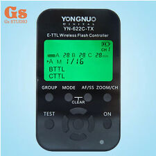 Yongnuo YN-622C-TX E-TTL wireless flash controller for YN622C flash trigger