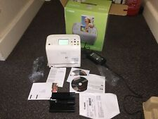 Canon SELPHY ES2 Digital Photo Thermal Printer Boxed IMMACULATE 👍