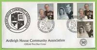 G.B. 1997 Golden Jubilee official Havering First Day Cover, Hornchurch