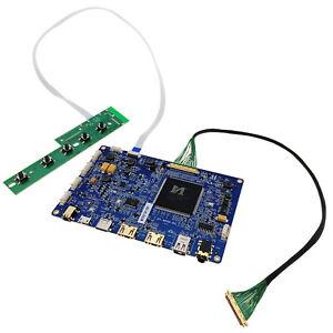 LQ156D1JW02 SHP1430 eDP LCD Panel Control Board 4K UHD Type C Mini HDMI 3.5mm