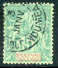 STAMP / TIMBRES COLONIES FRANCAISES OBLITERE // NOUVELLE CALEDONIE N° 44