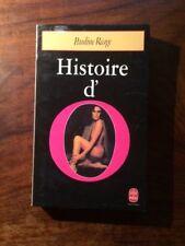 EROTISME/PAULINE REAGE/HISTOIRE D'O LE LIVRE DE POCHE 1997