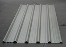 15 x Cheap Steel Metal Grey Box Profile Roofing Cladding 7FT Long Roof Sheets
