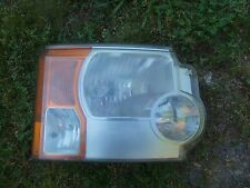 05 06 07 08 09 Range Rover LR3 Headlight Passenger Right Side Head Lamp Halogen