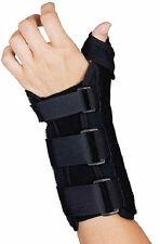 Carpal Tunnel Wrist Brace & Thumb Spica Splint. Wrist & Thumb Immobilizer Brace