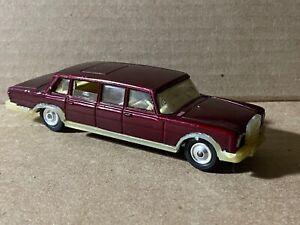 Vintage Corgi Toys Mercedes-Benz 600 Pullman Limo EX Shape Windshields Move