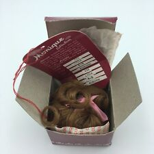 Monique Collection Doll Wig VTG New Old Stock Lydia Size 4-5 Auburn Hair